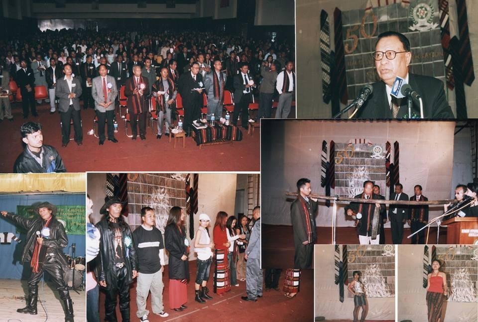 HSA Shillong Diamond Jubilee phuisui taka hmang tum