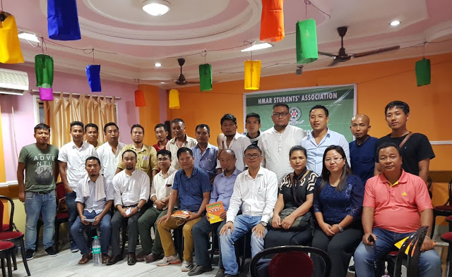 HSA 23rd Executive Council Silchar