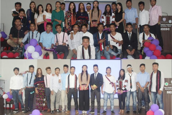 HSA Ahmednagar Branch 8th Freshers'Social Meet 2017