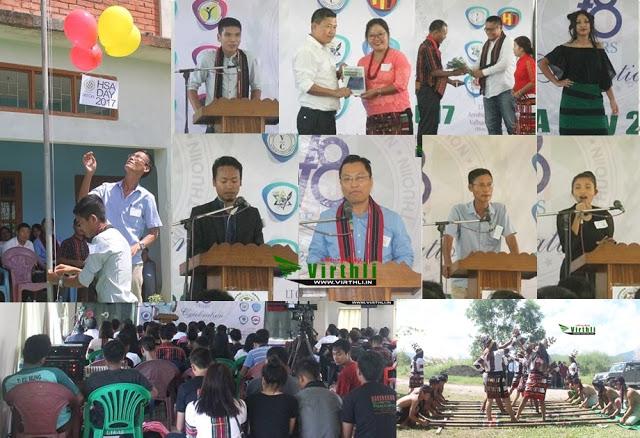 HSA CCpur JHQ in HSA Day puithu takin an hmang