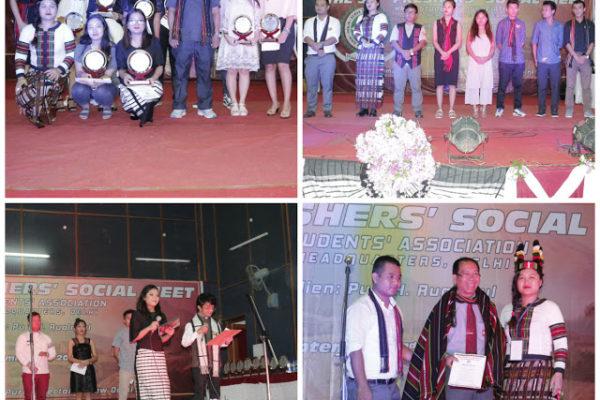 HSA Delhi JHQ 32nd Freshers' Social Meet 2017