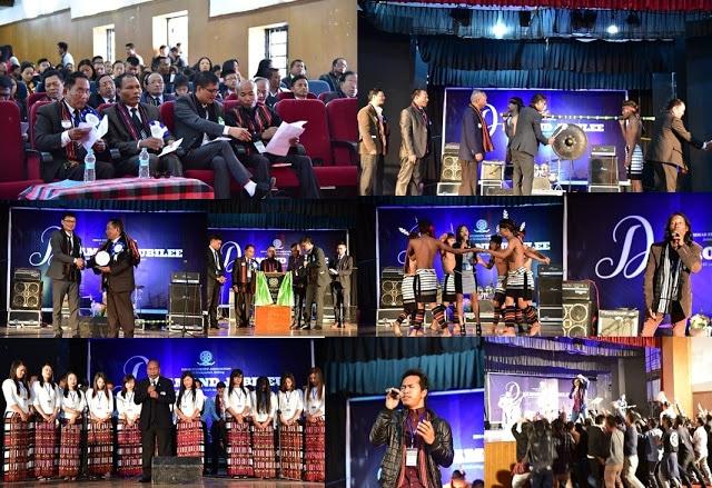 HSA Shillong Diamond Jubilee ropui taka lawm
